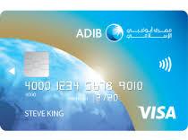 ADIB Cash Back Card