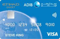 ADIB Etihad Visa Classic Card