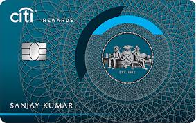Citi Reward Card