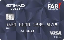FAB Etihad Guest Card