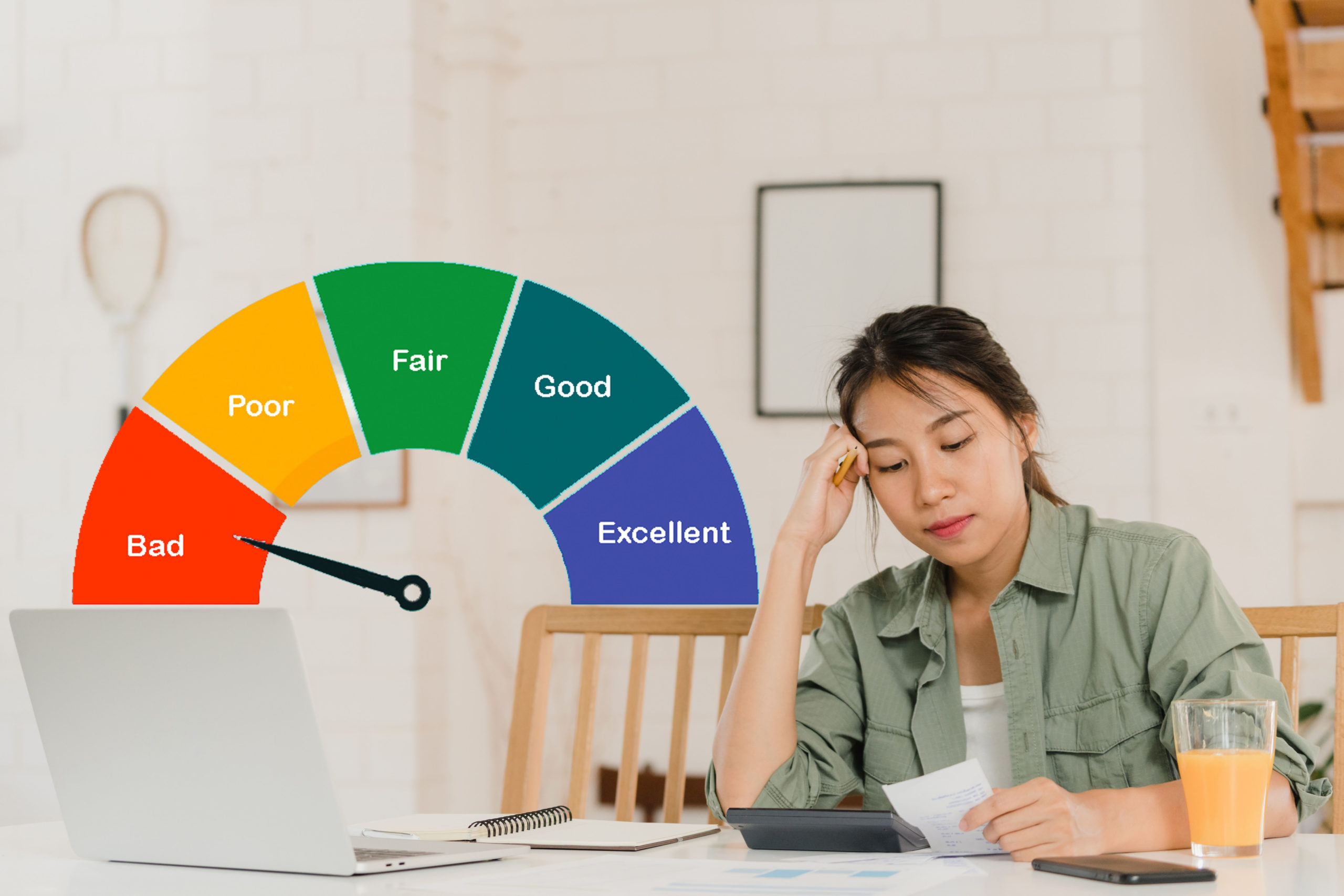 Loan with Bad Credit Score
