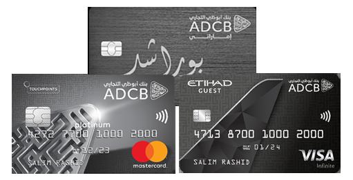 ADCB Credit Cards