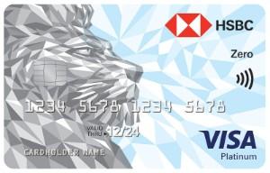 Hsbc Zero Credit Card